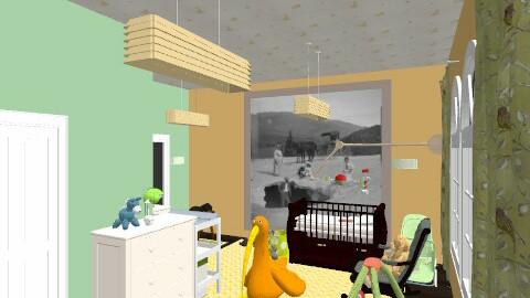 Nursery - Eclectic - Bathroom  - by Mulligan Maria