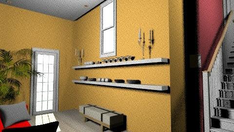 fhsjtzh ngcf - Minimal - Living room  - by KicsiLicsi