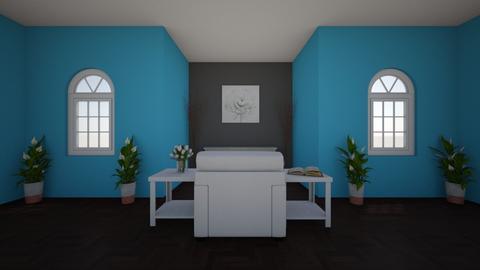 friday challenge 3 - Living room  - by broadwaycj