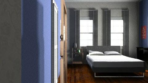 bedroom - Vintage - by HalBenton21