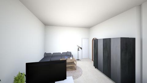 Mors room - by morzfi
