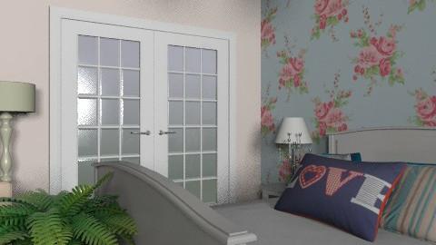 tesco cutsey - Vintage - Bedroom  - by hollyboylan