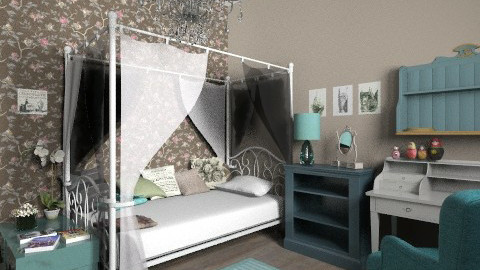 bedroom - Eclectic - Kids room  - by Kiriaki Gakidou