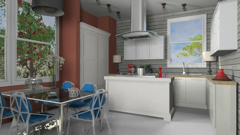 ONE Country Kitchen - Eclectic - Kitchen  - by 3rdfloor