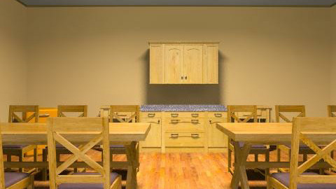 j - Classic - Kitchen  - by JHome