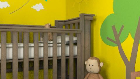 Nursery2 - Classic - Kids room  - by camidome