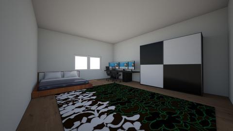 gaming room - Modern - by Berger Hubert