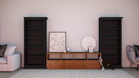 organic modern - Living room  - by cozB12