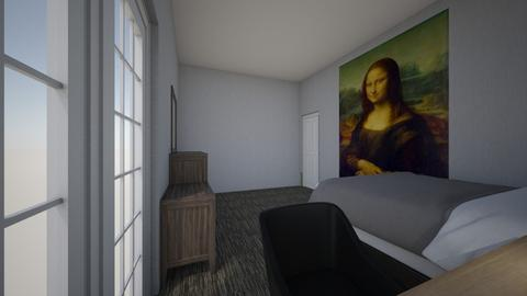 My redesined room - Bedroom - by Leron