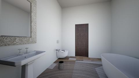 Bano 2 - Modern - Bathroom - by Santiago valero