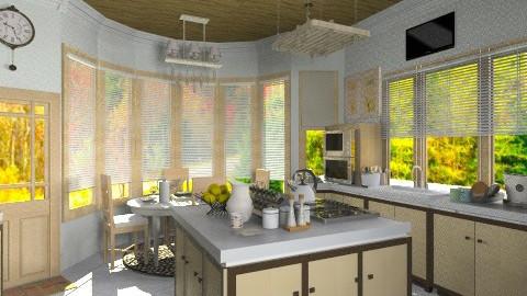 Dream Kitchen - Kitchen  - by Toleds