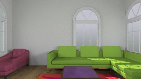 living room 1 - Glamour - Living room  - by SnofflesMcwaffles