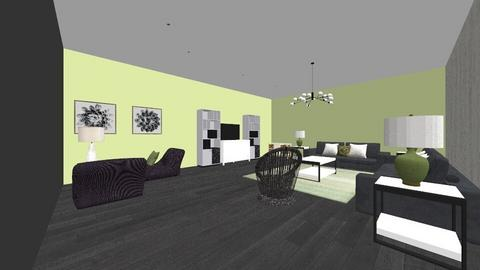great room 2 - Living room  - by kassiejohnson24