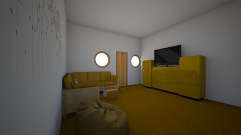 golden lr - Living room - by WillSmith089