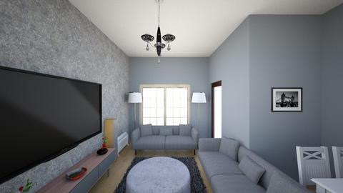salon son hali 24 - Modern - Living room  - by filozof
