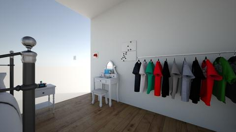 meu quarto - Bedroom  - by may1235