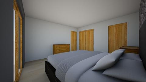 bedroom4b - Bedroom - by bradfielder
