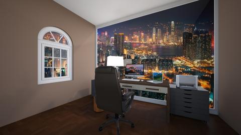 Dinind room - Office - by MatrixDc