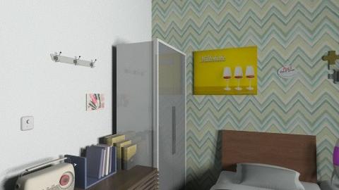 my room 30 - Retro - Bedroom  - by herjantofarhan