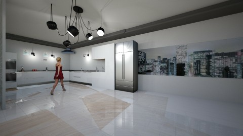 Kitchen - Kitchen - by Sara Balerina