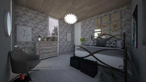 Teen Bedroom - Modern - Bedroom  - by Han Jisung