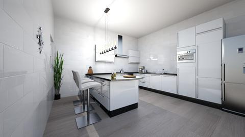 kitchen - Kitchen  - by fawaz salha