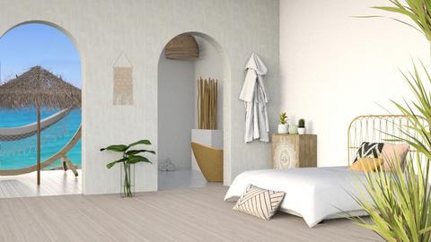 bedroom idea - Bedroom  - by tigeriffic