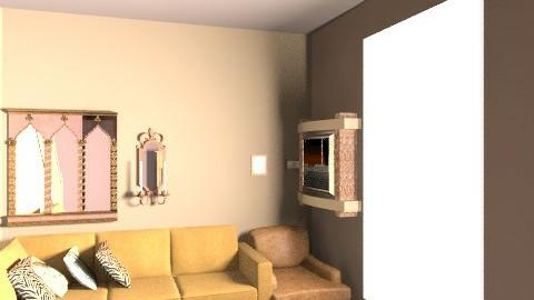 nik - Glamour - Living room  - by Falzon Natalie
