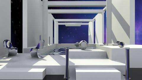 Outer Space - Modern - Garden  - by Sandeep Kondana