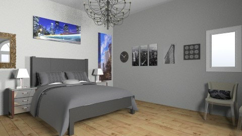 Glamour Bedroom - Glamour - Bedroom  - by Calista Spears