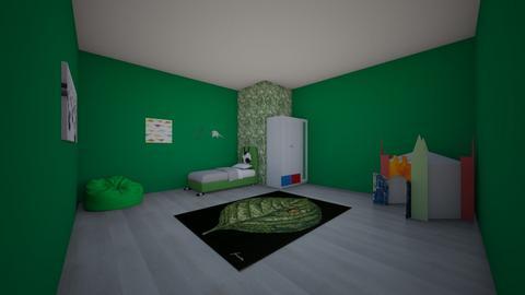 Davyn Room - Kids room  - by skye245