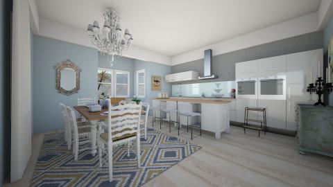 kitchen 1 B - Kitchen  - by janelle1