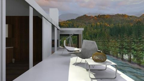 bamoo home 85 - Modern - Garden  - by ARMIDA 1