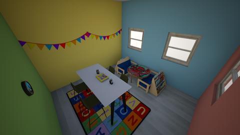 home school room - by katemarsh