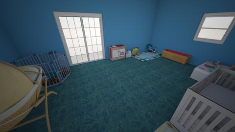 Little baby room - Glamour - Kids room  - by I_Am_Ayesha