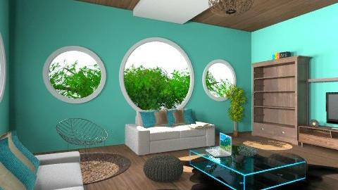 something - Living room - by eke Rebecca