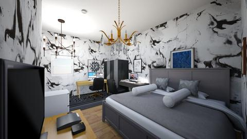 kos kosan  - Bedroom  - by nanta_gay