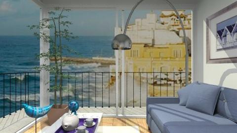 Beach - Minimal - Living room - by milyca8