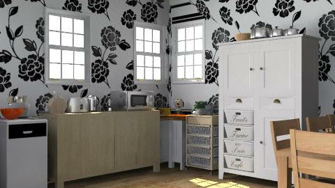 kristiina123 - Glamour - Kitchen  - by kristiina123