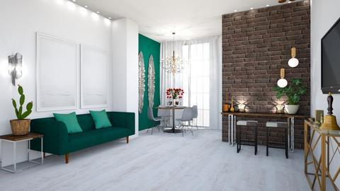bnnnnnn - Living room - by lyub