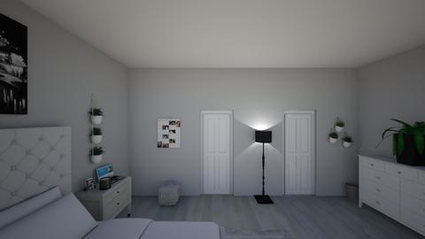 MY DREAM BEDROOM - Modern - Bedroom  - by ari_103