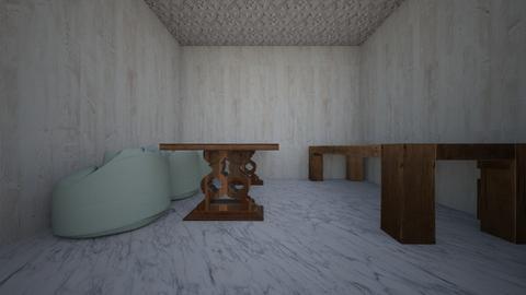 Cool Club - Living room - by stwatki1