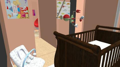 babys room - Minimal - Kids room  - by Y_O_L_O