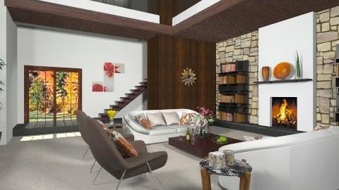 Living Room - Living room  - by Ania Daliva