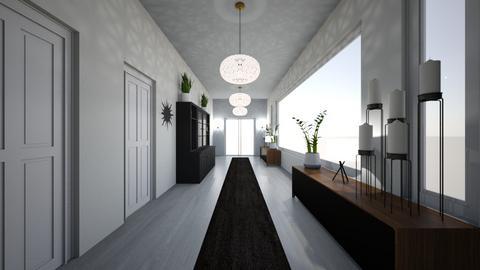 hallway - by kyle_sethre