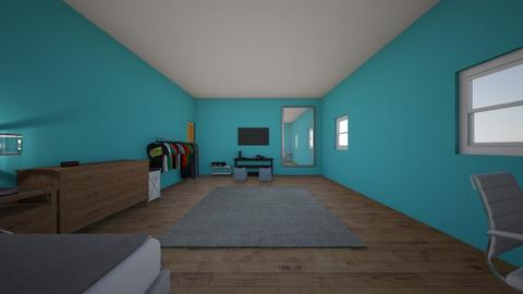 Project  - Bedroom  - by ArianaTorres