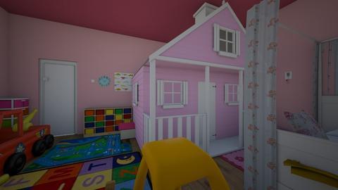 quarto  - Kids room  - by Marthinharoom5