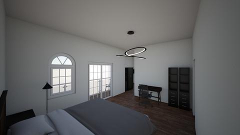 CHA Room 1 - Bedroom - by Niva T