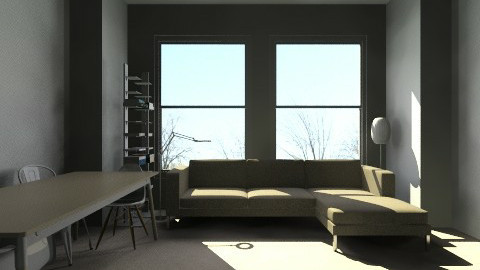Kendall square - Modern - Living room - by solesan7