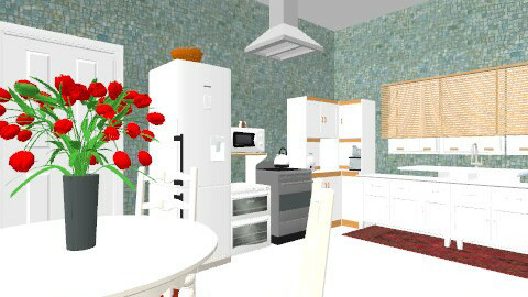 Casa - Eclectic - Kitchen  - by emidr